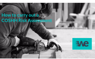 How to carry out a COSHH Risk Assessment